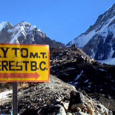Nepal Reopens Country, Himalayas to Foreign Climbers