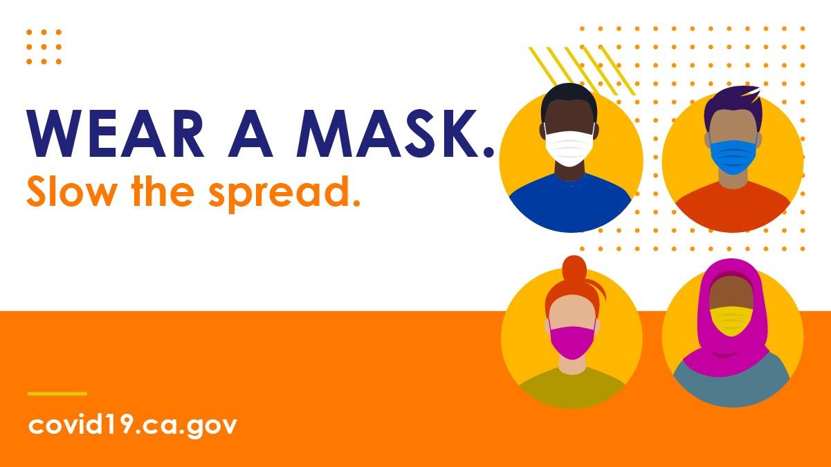 Wear a Mask, Slow the Spread