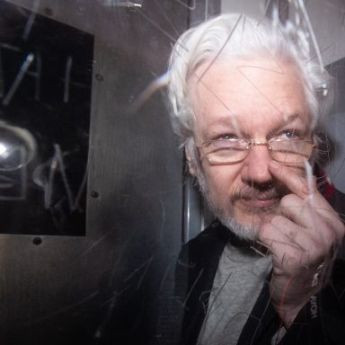The White House vs. WikiLeaks: First They Came for Assange