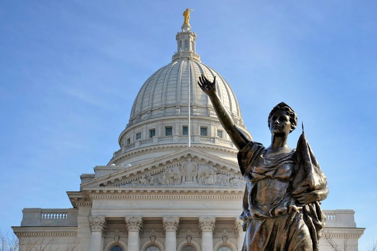 Wisconsin, State Capitol, Building