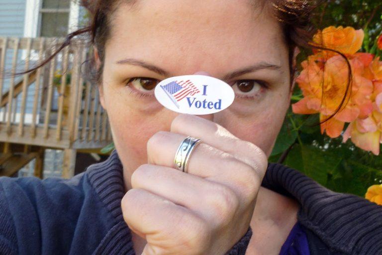 Wisconsin, voter