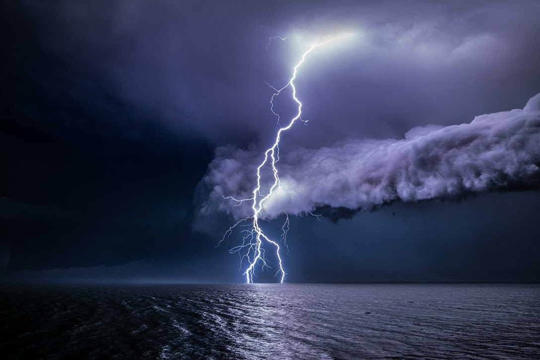 World Meteorological Organization, lightning