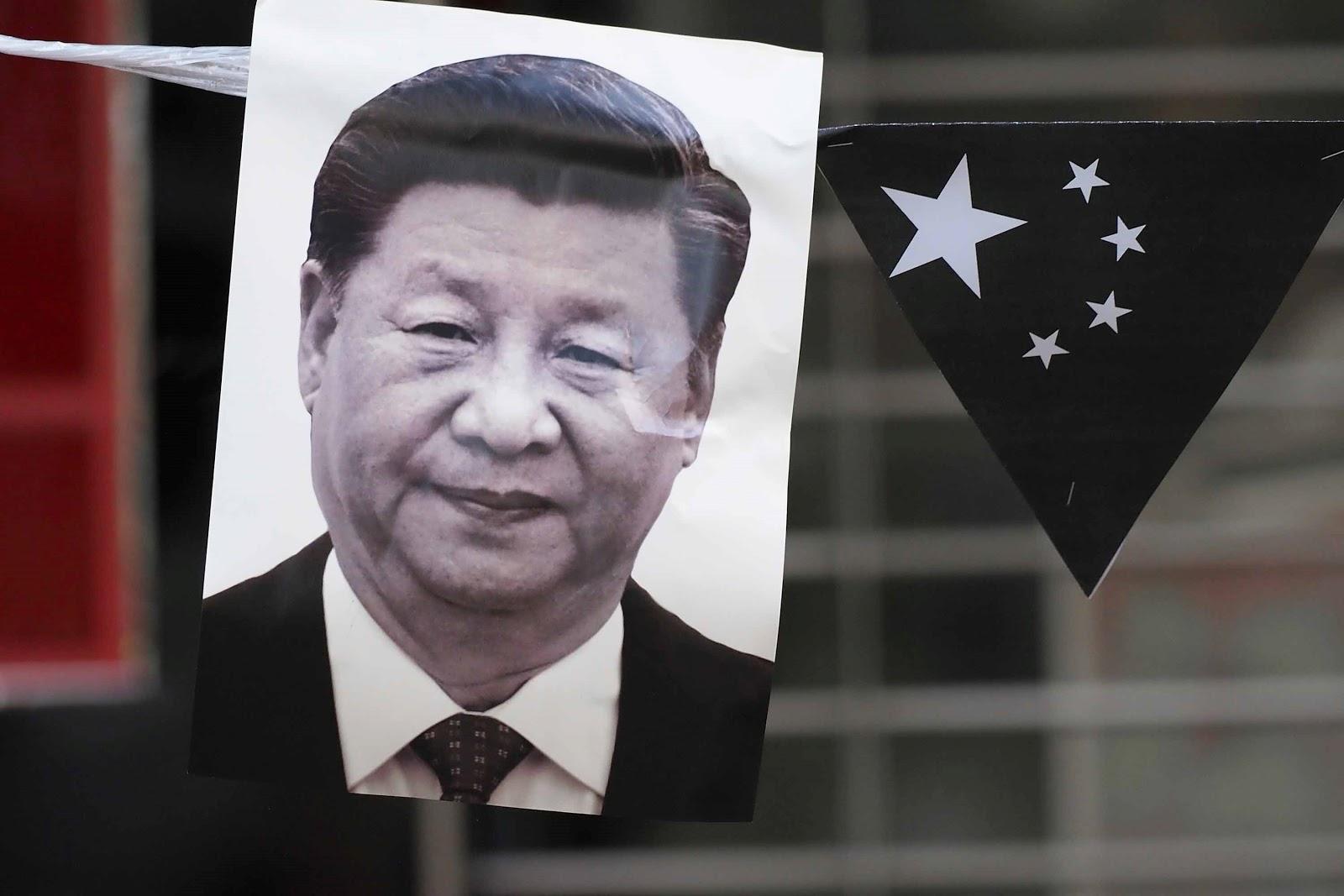 Poster, Xi Jinping