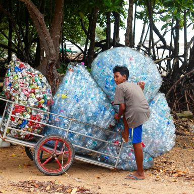 Plastic Polluter Coca-Cola to Test First Paper Bottle