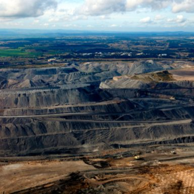 How Mining Is Rewriting the Surface of Our Planet