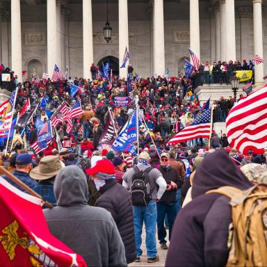 Could the Rioters Have Breached the Capitol's Cybersecurity?