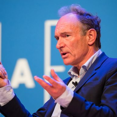 Tim Berners-Lee, Father of the Web, Prepares 'Do-Over'