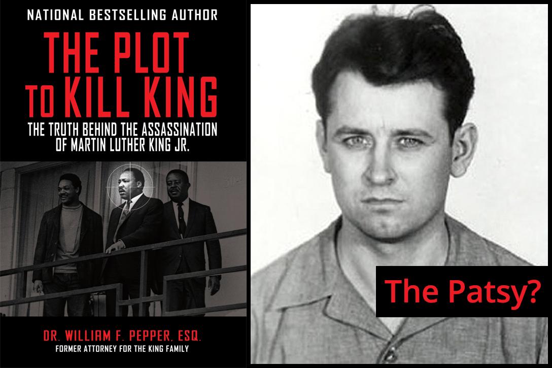 The Plot to Kill King, James Earl Ray