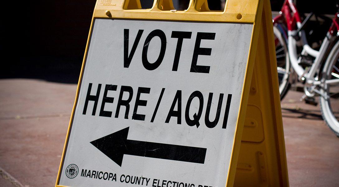 Maricopa County, vote here