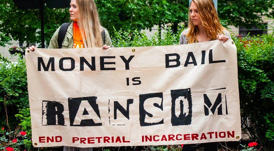 Money Bail Is Ransom
