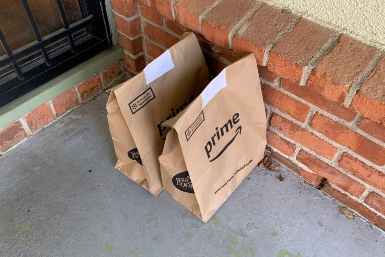 Amazon Prime, food, delivery