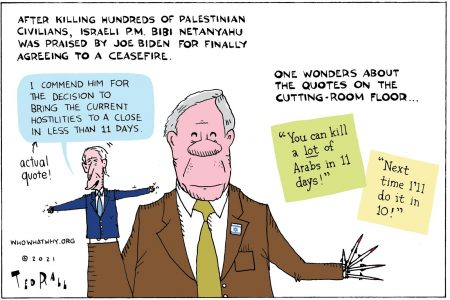Joe Biden, Bibi Netanyahu, Israel