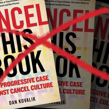 Should Cancel Culture Be Canceled?