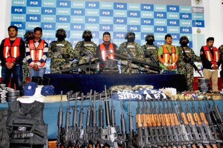 capture, El Lucky, Zetas drug cartel