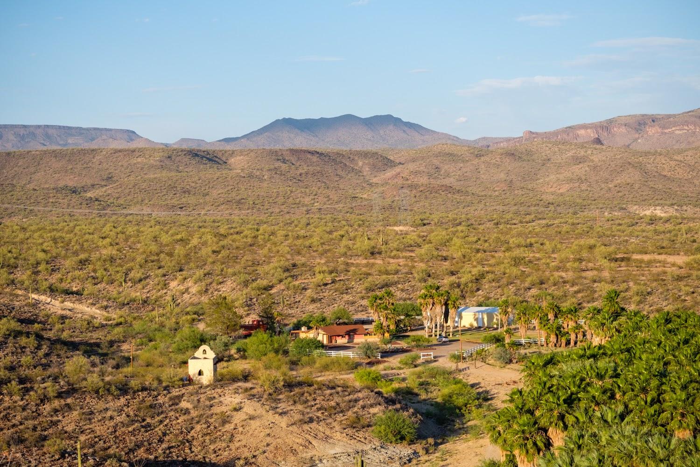 Cholla Canyon Ranch, Hualapai Tribe