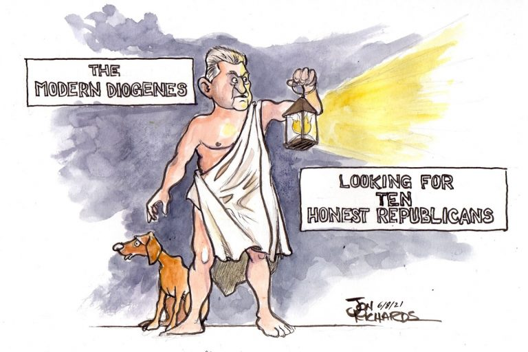 Joe Manchin, Republicans