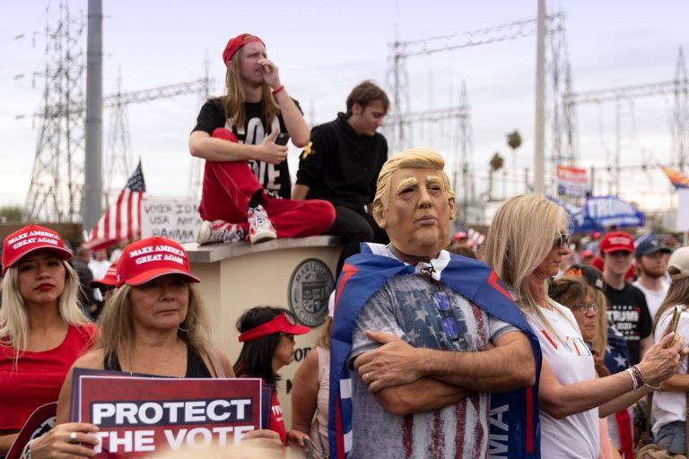 Donald Trump, Supporters, Maricopa