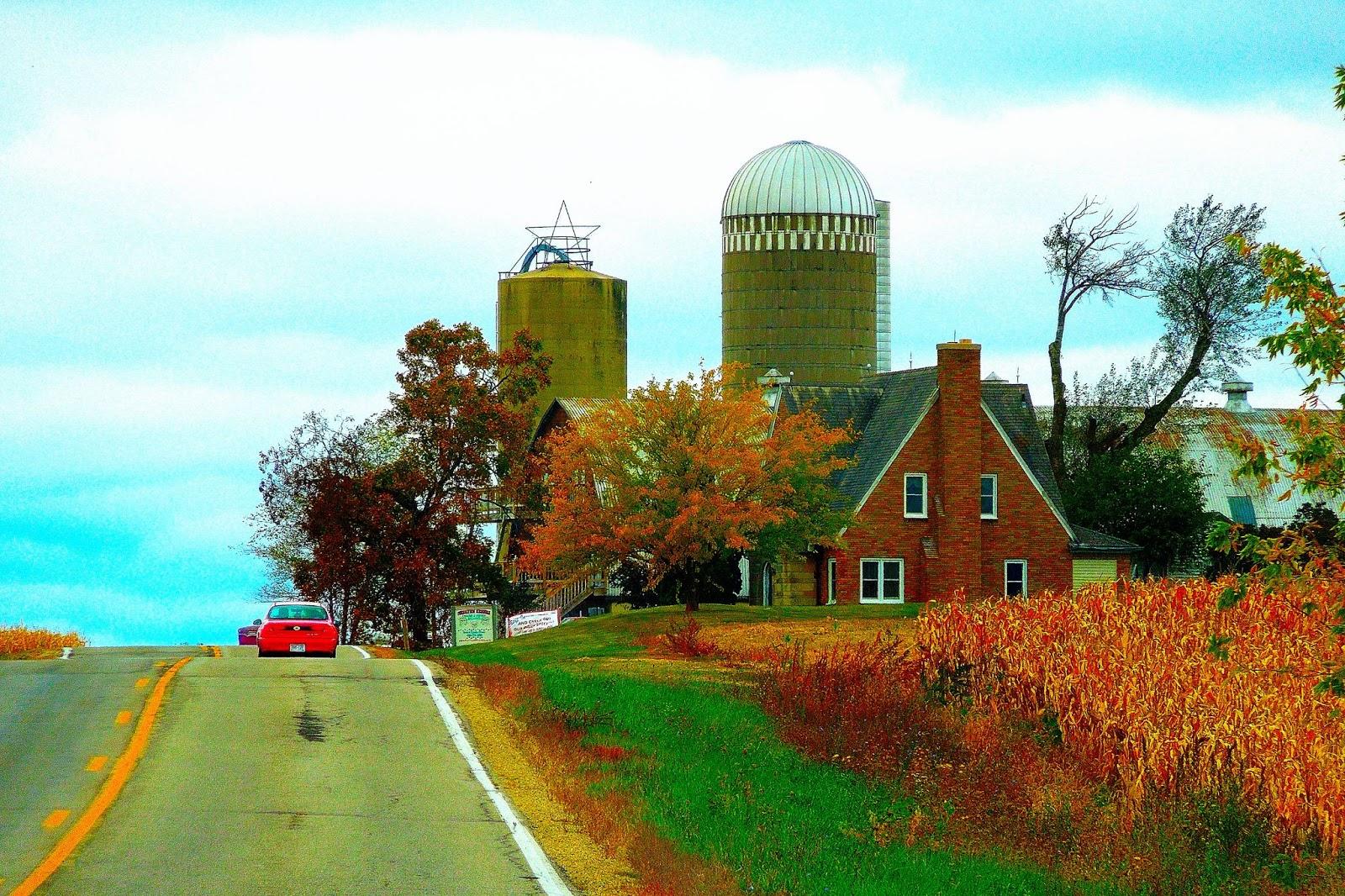 Farm, Gays Mills, Crawford County