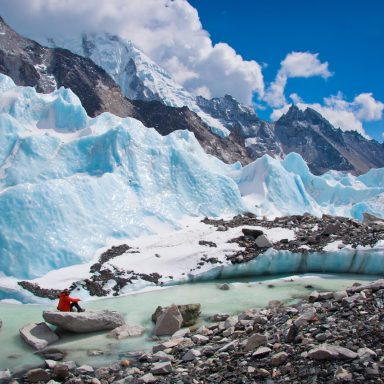 Melting Himalayas Point to Problems Worldwide