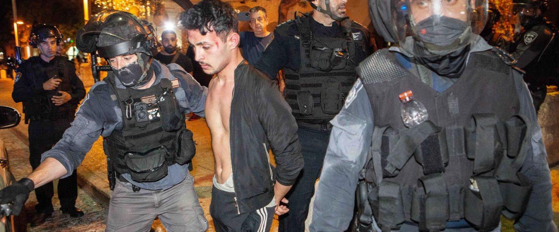 Israeli security forces, Haifa