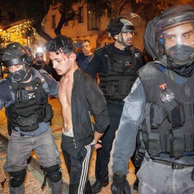 How Israeli Cops Triggered a War and Kept Netanyahu in Power