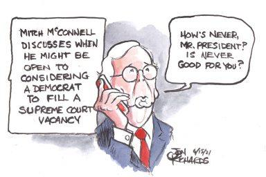 Mitch McConnell, Supreme Court