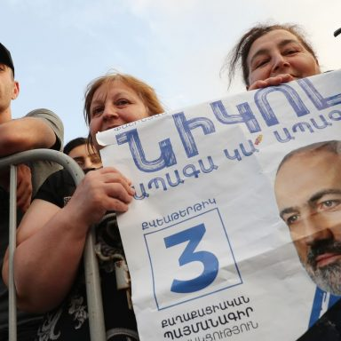 Armenia's Prime Minister Scores Surprising Election Victory