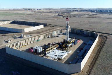 Papa Jo, Fracking site, Erie