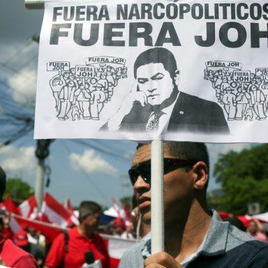 Will Biden Tackle Political Corruption in Honduras?