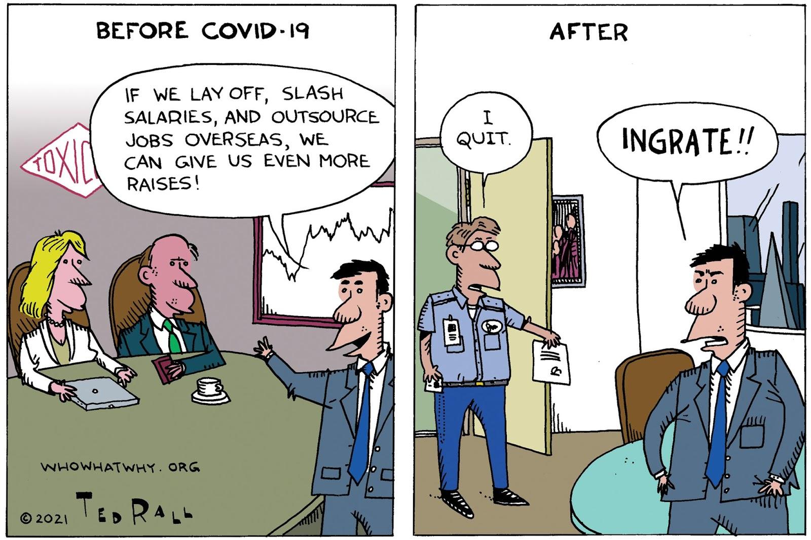 COVID-19, Employment, Jobs