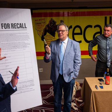 Recall, petition, Gavin Newsom
