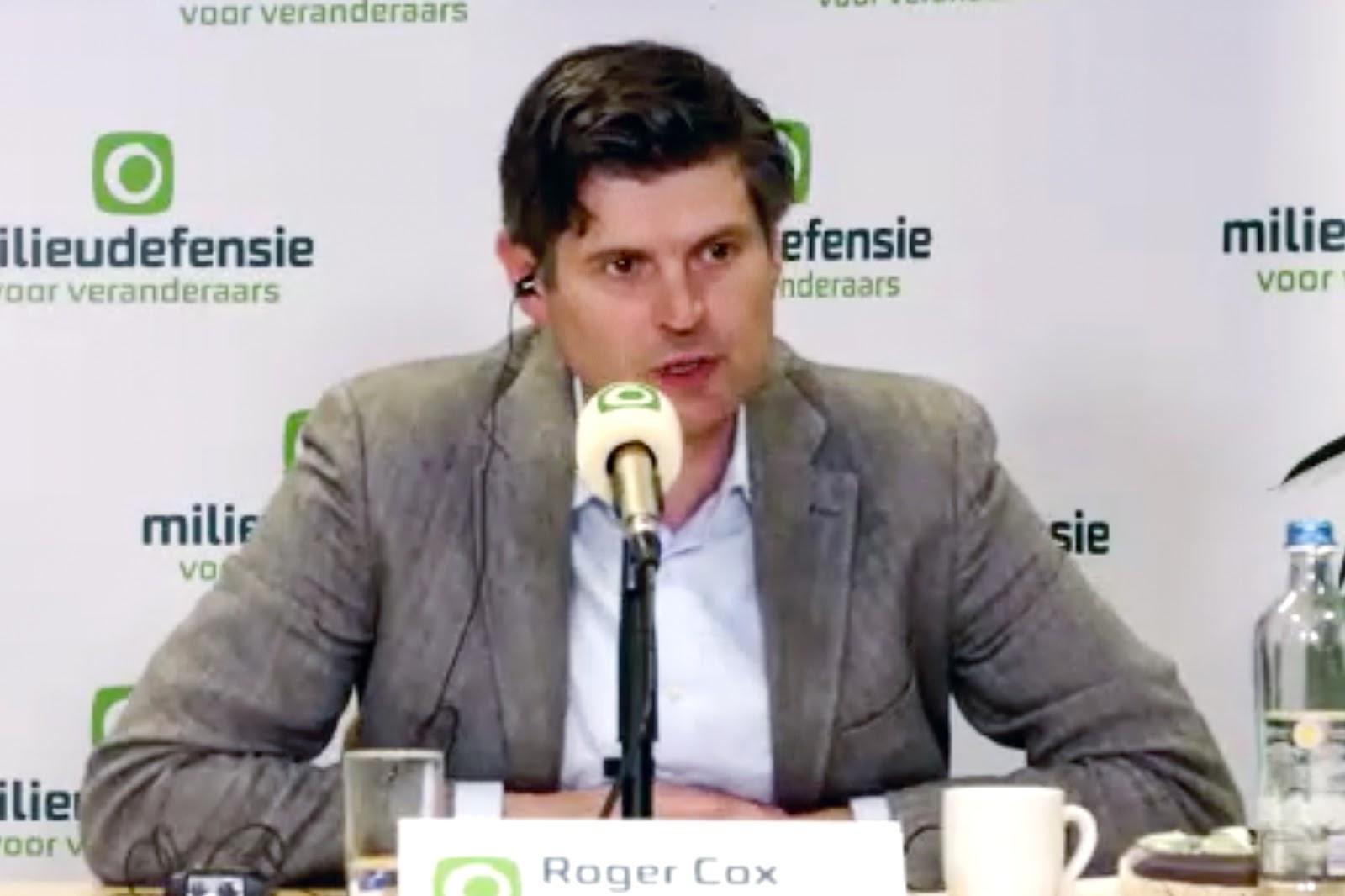 Roger Cox, attorney