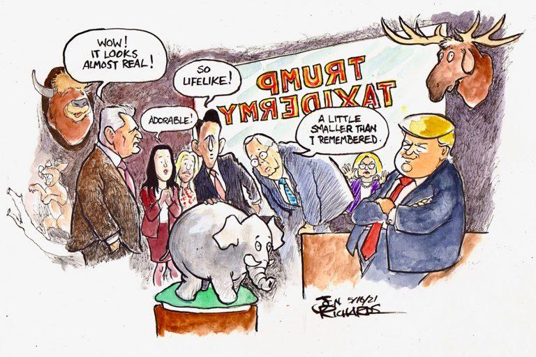 Republicans, Trumpism, GOP
