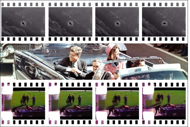 JFK Assassination, UFO, UAP