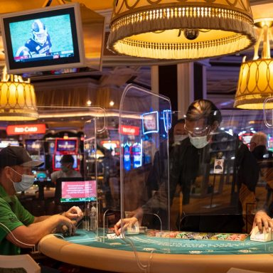 COVID-19 Raises the Stakes in Vegas