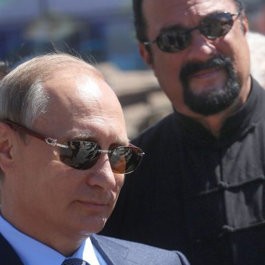 How Celebrities Find Political Stardom in Russia