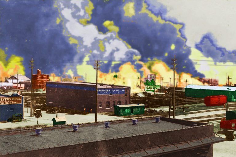 Tulsa massacre, terrorism, history, racism, accounability