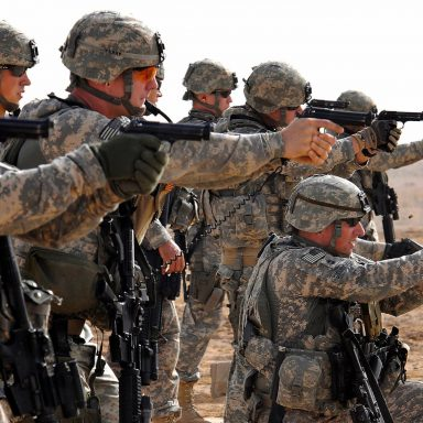US armed services, AWOL guns, AP report, loss and theft, systematic fix