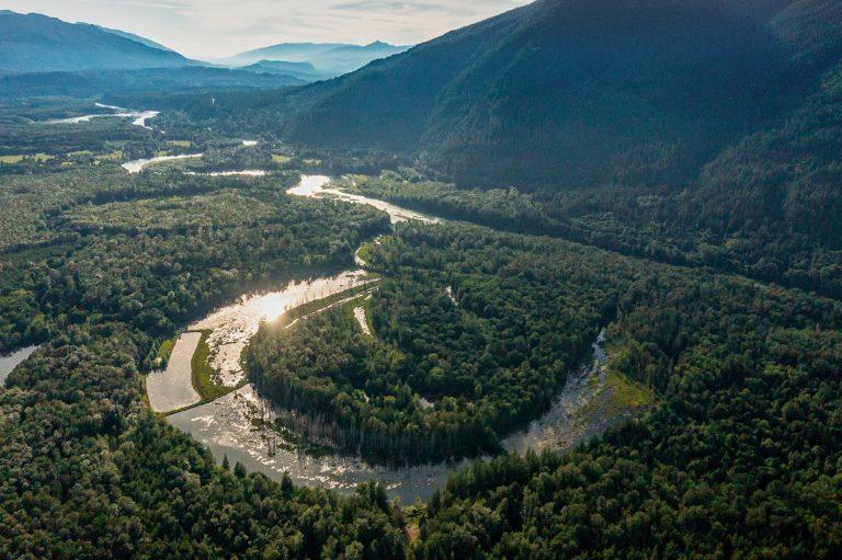 Barnaby Slough, Skagit River