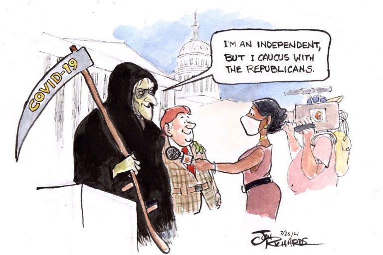 COVID-19, Republicans