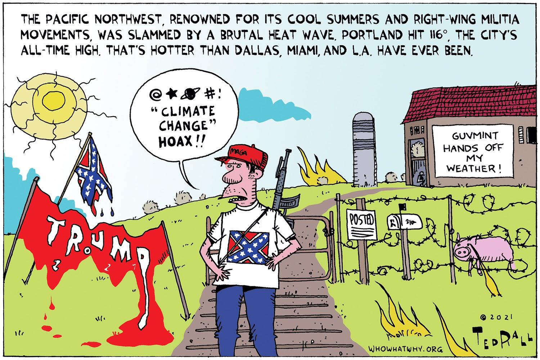 Climate Change, Hoax, Deniers