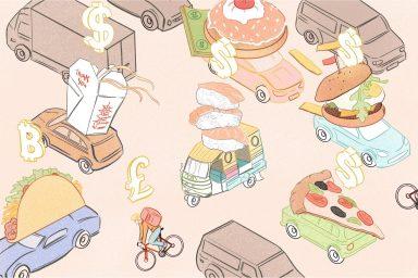 Delivery vs Restaurants