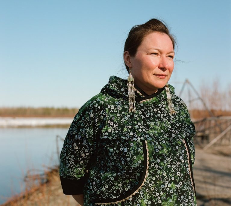 Eva Dawn Burk, Alaska