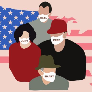 Four Americas, Real, Just, Smart, Free