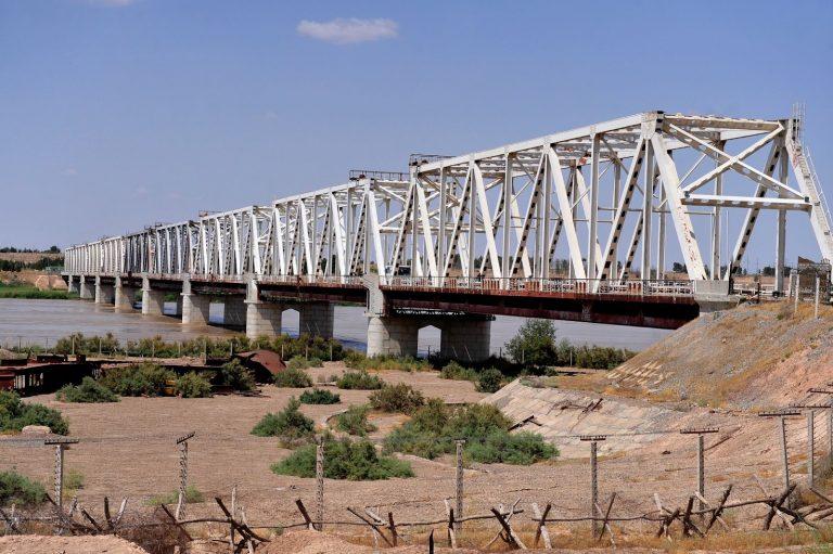 Friendship Bridge, Uzbekistan