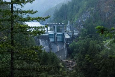 Gorge Dam, Valley of the Spirits