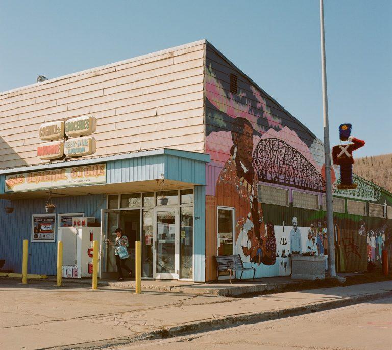 Grocery store, Nenana, AK
