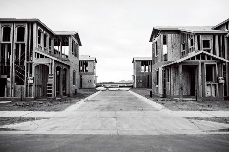 home construction, Mesa, AZ