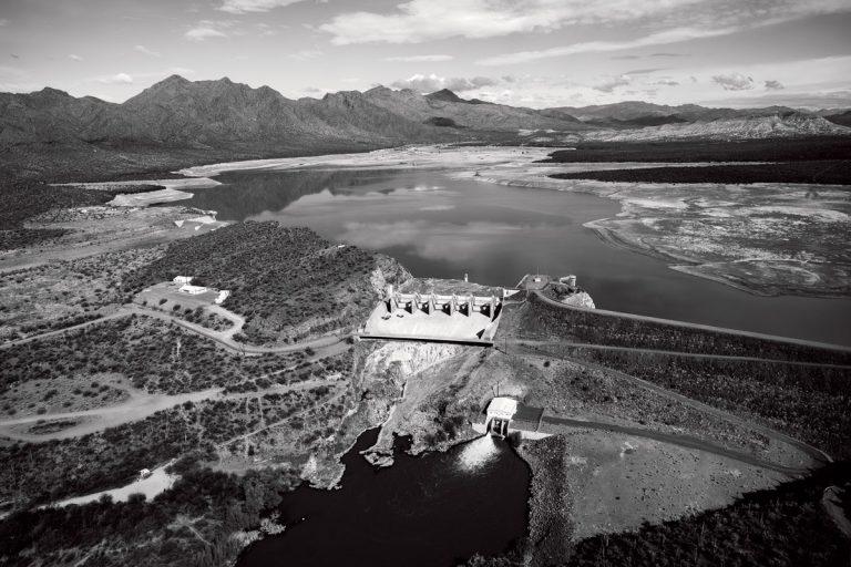 Horseshoe Reservoir, Verde River