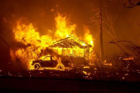 Paradise, CA, Camp Fire